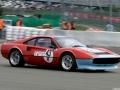 Rennbetreuung eines Ferrari 308 GTB Comp. Beim OTGP am Nürburgring.