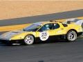 Aufbau und einmalige Rennbetreuung eines Ferrari 512 BB LM in Le Mans.