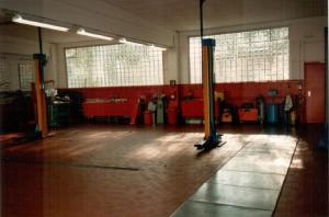Werkstatt in FFM